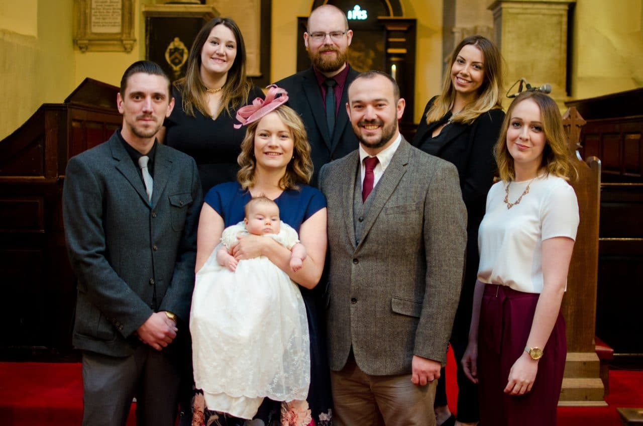 Tommy James Photography Christening Gallery 8