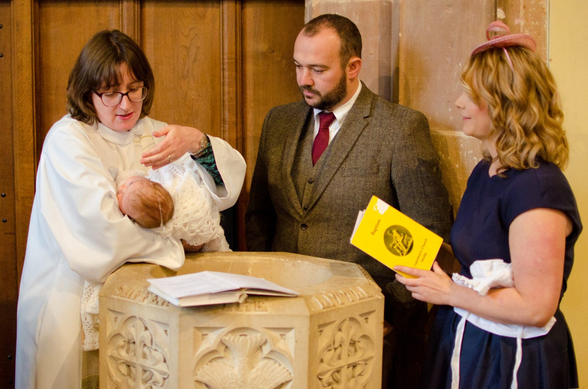 Tommy James Photography Christening 1
