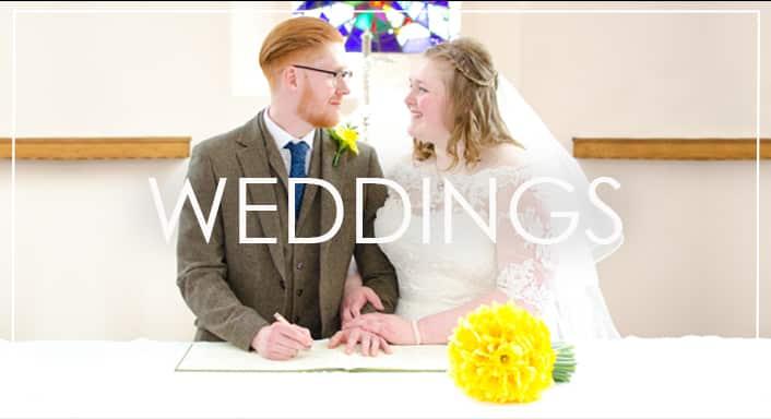 Weddings 10%